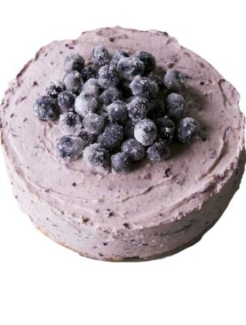 BLUEBERRY CAKE 500GM