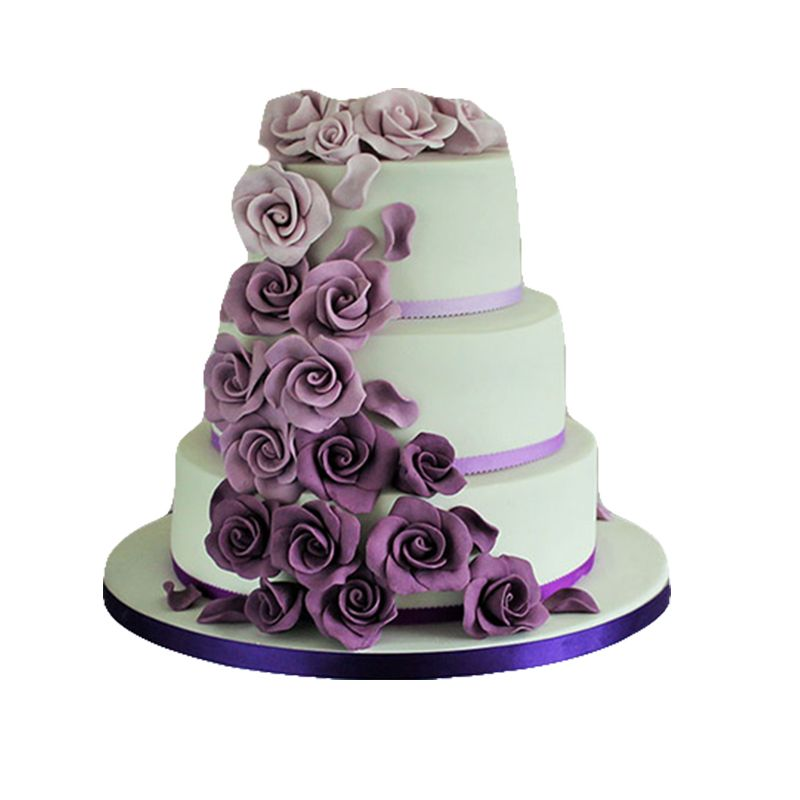 Three Tear Wedding Cakes.3 Tier Wedding Cake 6kg