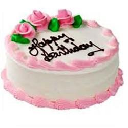 STRAWBERRY CAKE - 500GM