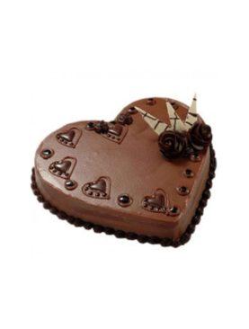 HEART SHAPE CAKE - 1KG
