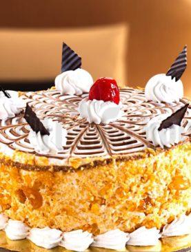 BUTTERSCOTCH CAKE - 1KG (TAJ / 5 STAR)