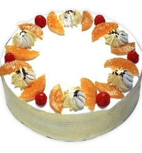 FRUIT GATTEAU CAKE